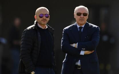 5 positivi nell'Inter, tra loro Ausilio e Marotta