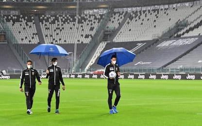 Juve-Napoli si recupera il 17 marzo alle 18.45