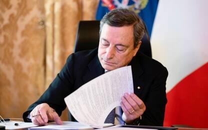 """Federazioni a Draghi: """"Valuti effetti dei decreti"""""""