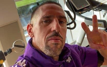 Dubbio Zapata, Ribery ci prova: tutte le probabili