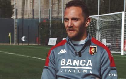 """Criscito: """"Per il Genoa ho detto no all'Inter"""""""