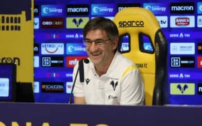 "Juric sfida la Juve: ""Servirà partita perfetta"""