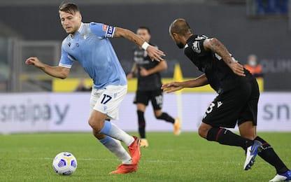 Bologna-Lazio, dove vedere la partita in tv