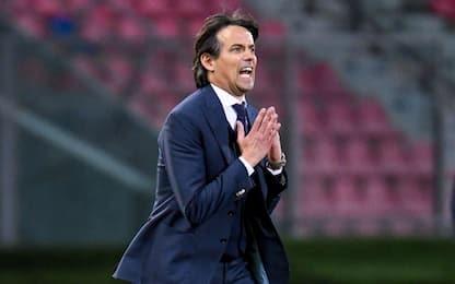 """Inzaghi: """"La sconfitta brucia, deluso da reazione"""""""
