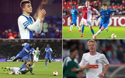 Non solo Milinkovic, i talenti scoperti dal Genk