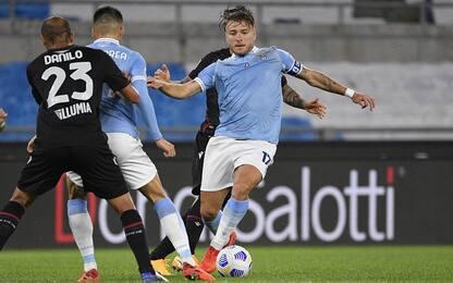 Correa con Immobile: le probabili di Bologna-Lazio