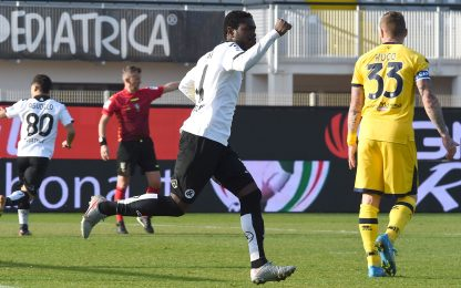 Il Parma si fa ancora rimontare: 2-2 con lo Spezia