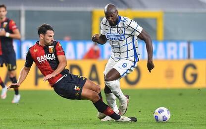 Inter-Genoa, dove vedere la partita in tv