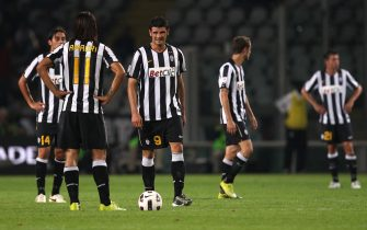 Juventus vs Palermo - Serie A 2010-2011