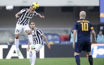 Hellas Verona vs Juventus - Serie A Tim 2013/2014