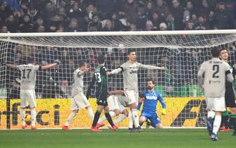 Sassuolo vs Juventus - Serie A TIM 2018/2019