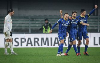 Hellas Verona vs Juventus - Serie A TIM 2019/2020