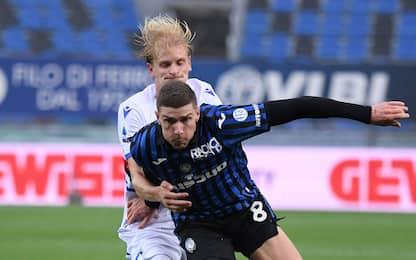 Samp-Atalanta 0-0 LIVE: Sportiello salva su Jankto