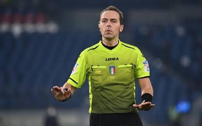 Derby di Genova a Pairetto: gli arbitri della 25^