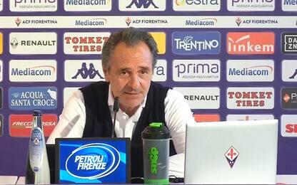 """Prandelli: """"Commisso deluso, reagiamo da squadra"""""""