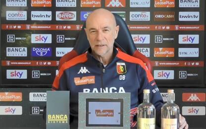 """Ballardini: """"Nel derby cuore, gambe e testa"""""""
