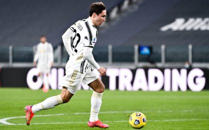 Juve-Spezia 0-0 LIVE: chance per Chiesa