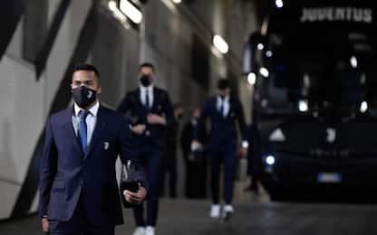 Juve-Spezia LIVE: De Ligt out nel riscaldamento