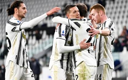 Juve-Spezia 3-0 LIVE: la chiude Ronaldo