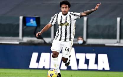 Juve-Spezia 0-0 LIVE: ci prova Marchizza