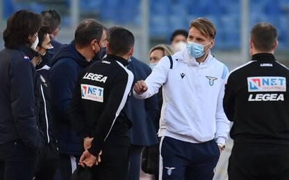 Lazio-Torino sub iudice. 4 squalificati in A