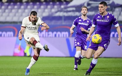 Fiorentina-Roma 0-0 LIVE: Igor va ko, c'è Biraghi