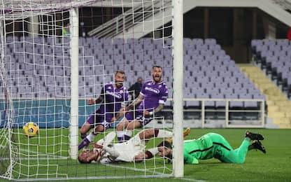 Fiorentina-Roma 1-1 LIVE: Lopez vola su Vlahovic