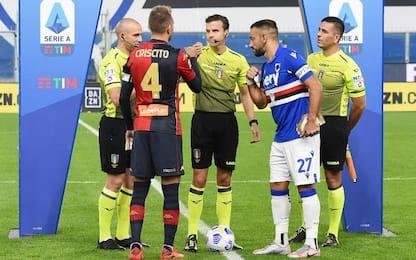 Genoa-Sampdoria, dove vedere il derby in tv