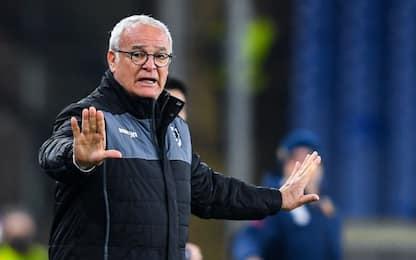 "Ranieri: ""Noi salvi? Prima arriviamo a 40 punti"""