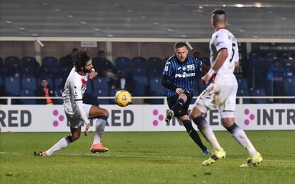 Goleada Atalanta, vincono anche Verona e Cagliari
