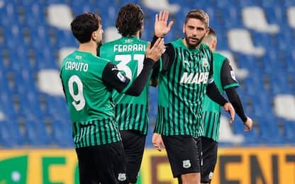 Sassuolo-Napoli 2-1 LIVE: Maksimovic sfiora il gol