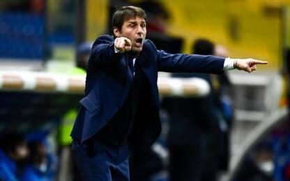 """Conte: """"Inter in fuga? Mancano ancora 13 finali"""""""