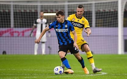 Alle 20.45 Parma-Inter: le probabili formazioni