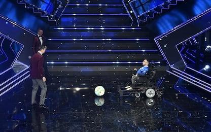 Powerchair Football, Ibra incontra Donato Grande