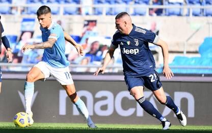 Juventus-Lazio, le probabili formazioni