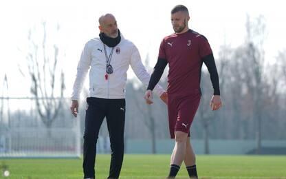 Emergenza Milan, formazione inedita a Verona