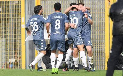 Spezia-Benevento 0-1 LIVE: Verde pericoloso