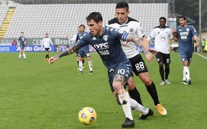 Verde risponde a Gaich: 1-1 tra Spezia e Benevento