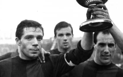 Addio Mirko Pavinato, capitano del Bologna '64