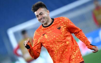 Roma-Genoa LIVE: El Shaarawy titolare