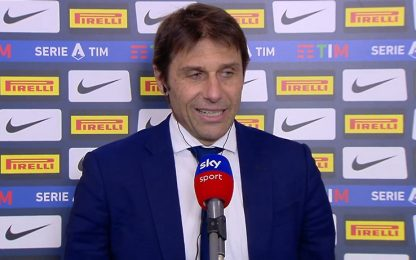 "Conte: ""Scudetto in tasca? No, ho 40 euro..."""