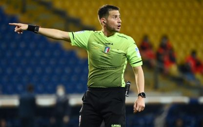 Pasqua per Napoli-Milan, Torino-Inter a Valeri