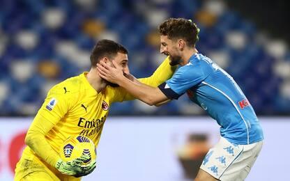 Milan Napoli, le chiavi tattiche della sfida