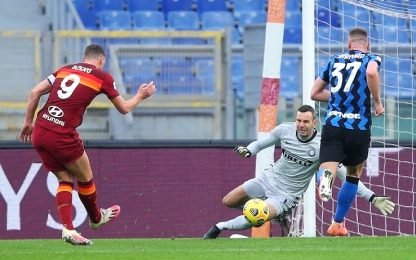 Inter-Roma, dove vedere la partita in tv