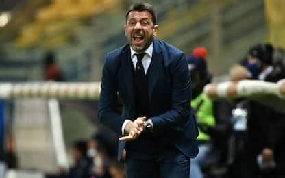 """D'Aversa amaro: """"Concessi tre tiri, presi due gol"""""""