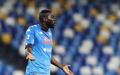 Giudice sportivo, stop per Koulibaly e Villar