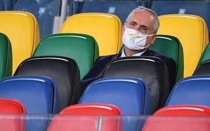 Caso tamponi, la Lazio presenta ricorso