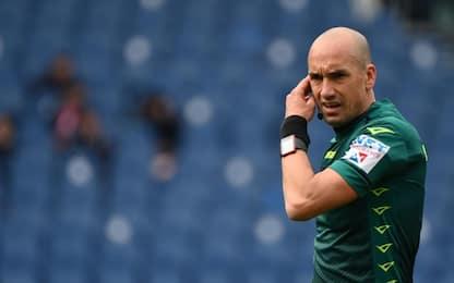 Toro-Juve a Fabbri, Giacomelli per Bologna-Inter