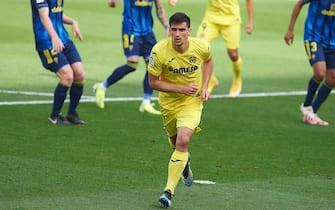Spanish football La Liga match -  Villarreal CF and Cadiz