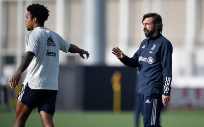 Sassuolo-Juventus, McKennie scalza Cuadrado